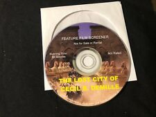 THE LOST CITY OF CECIL B. DEMILLE—2017 PROMO DVD
