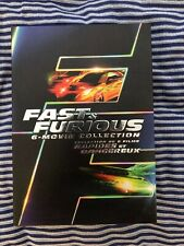 Fast & Furious: 6 Movie Collection (DVD, 2014, 6-Disc Set, Canadian)
