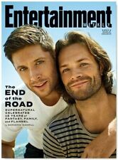 EW Entertainment Weekly NEW 2020 End of the Road Supernatural Jared Jensen