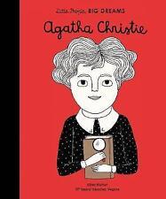 Agatha Christie (Little People, grandi sogni) da Sanchez vegara, Isabel | hardcove