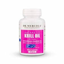 Krill Oil for Women capsules - 30 Day Supply