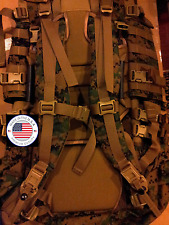 NEW. USMC ILBE. Arcytrex Digital Marpat BackPack Complete.