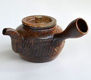 chinese Teapots Y97h Retro pottery kettle Burning firewood pots infuser tea