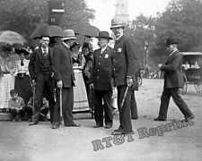 Photograph of 1895 Detroit Michigan Police Labor Day Parade  8x10
