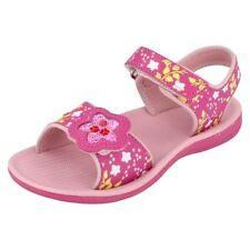 Chaussures roses en cuir pour fille de 2 à 16 ans pointure 32