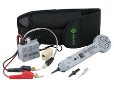 Greenlee Professional 701K-G/6A Tone & Probe Kit w/Abn Test Clips - New -
