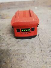 Hilti Batterie B22v