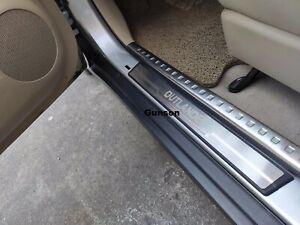 für Mitsubishi Outlander Auto Schutz Zubehör Teile Einstiegsleisten Beschützer