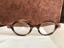 New Anne et Valentin eyeglasses plastic D-Cibel 1328 Horn color/ Beige