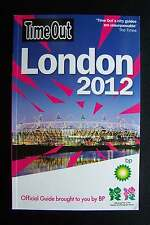 Time Out Official Guide to London 2012 (Time Out London)