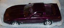 AMT ERTL   1995 CHEVROLET CORVETTE ZR-1    Dark Purple