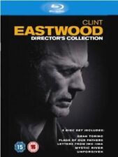 Clint Eastwood The Director's Collection 5051892020466 Blu-ray Region 0