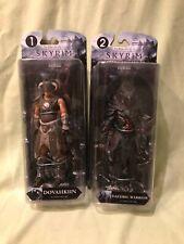 Elder Scrolls Skyrim Legacy Collection Daedric Warrior and Dovahkiin