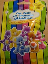 CARE BEARS AND COUSINS SERIES 2 NEON FUN - SINGLE BAG -  Brand New