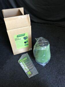 green cold air intake filter Fits Nissan 370Z, Infiniti G37 , Nissan 350z