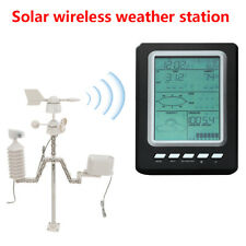Weather Station Wifi Wireless Professional Solar Power Weather Stations Us Stock