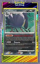 Corboss - Platine:Vainqueurs suprêmes - 29/147- Carte Pokemon Neuve Française