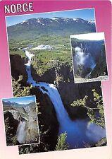 B52569 Norge waterfalls cascades multiviews  norway