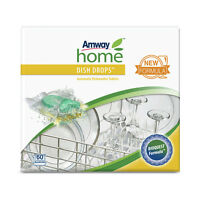 AMWAY DISH DROPS Spülmaschinentabs 60 Automatic Tabs