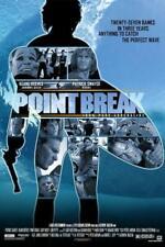 POSTER POINT BREAK PATRICK SWAYZE KEANU REEVES 1991 SURF EXTREME SPORTS #4