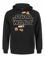 Star Wars The Last Jedi Badges Men's Hoodie