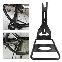 Adjustable Bicycle Floor Rack Display Stand for Mountain Bike Alloy Rubber