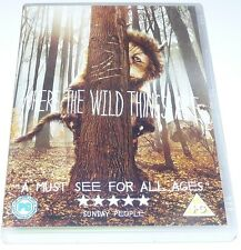 Where The Wild Things Are - (2010) DVD