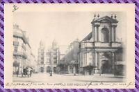 DIJON - La bourse et l église saint michel