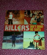 THE KILLERS Don't Shoot Me Santa UNRELEASED CHRISTMAS TRK& VIDEO LIMIT CD Single