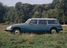 1:18 Norev - CITROEN ID 19 BREAK 1967 Monte Carlo azul