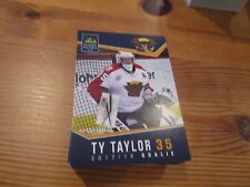 2017-18 VERNON VIPERS TY TAYLOR BCHL SINGLE PLAYER CARD TAMPA BAY LIGHTNING