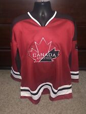 Vintage Canada Athletics #93 Hockey Jersey Size XL NHL X-Large