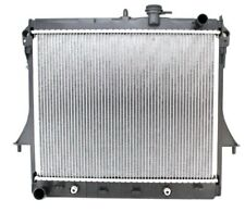 Complete Aluminum Radiator for 2006 2007 2008 Hummer H3 ALL TYPES