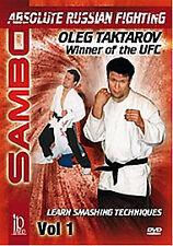 Sambo - Absolute Russian Fighting (DVD, 2012)