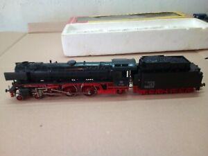 Fleischmann H0 4170 Locomotiva a Vapore Br 01-220 DB CON SCATOLA