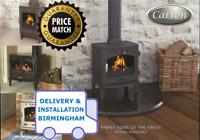 CARRON Stoves DEFRA Log / Wood Burning / Multifuel Stove Catalogue BIRMINGHAM