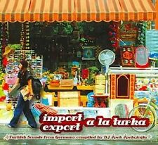 IMPORT EXPORT A LA TURKA - TRIKONT - IMPORT CD - 2007 - STILL SEALED CD
