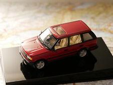AUTO ART RANGE ROVER 4.6 HSE RED 1:43 NEW DIE-CAST + BOX