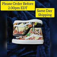 Vans New Sk8-Hi 38 DX Anaheim Factory Hoffman Men Size 9.5 New In Box