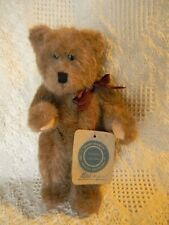 """Boyds GRUMPS ~ 9"""" vintage styled old bear ~ Himalayan Series w/ tags"""