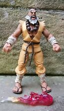 Street Fighter 2 Gouken Sota collectible Stands around 6 inches player 2 Yellow