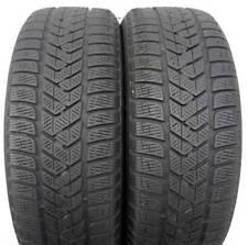 2 Stück 215/55 R18 - Pirelli - Sottozero 3 Winter - Winterreifen - 99V - MO - XL