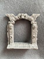 Warhammer Quest Doorway Gate Archways Door Arch Bit Part New Games Workshop OOP