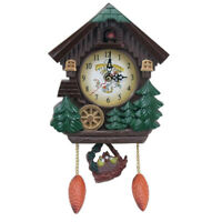 Cuckoo Coo Alarm Clock Living Room Bedroom Wall Clock for Kids