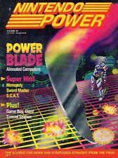 Nintendo Power Magazine Power Blade Monopoly April 1991 021318nonr