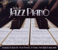 Various Artists - Best of Jazz Piano - Various Artists CD AEVG The Fast Free