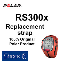 Polar RS300x Replacement Strap / Band (Original - NEW) ORANGE