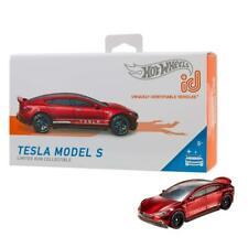 Hot Wheels id Tesla Model S {Factory Fresh} Multi
