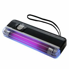 Fortune Portable Black Light Battery Powered UV Handheld Mini Party Bar Decor 1x