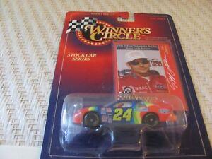 """Jeff Gordon - 1998 #24 """"Dupont"""" - 1:64 Winner's Circle"""